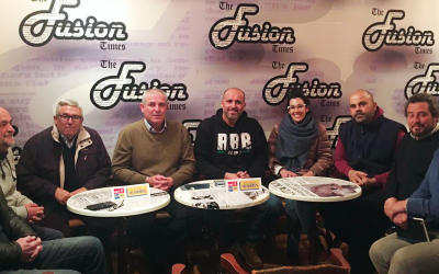 Encuentro con la Peña Bética de Olivares: Unidos por una Pasión
