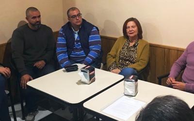 El PSOE de Olivares no se olvida de los vecinos de Los Vinos