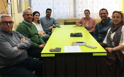 El PSOE de Olivares se reúne con la AMPA de El Prado