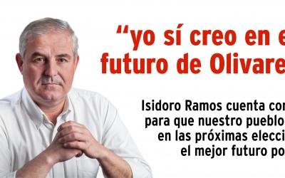 Por qué votar al PSOE de Olivares.