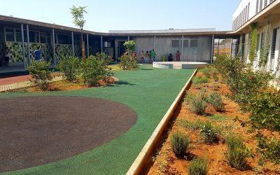 Nuevo colegio público en Olivares: el futuro de la educación hecho realidad.