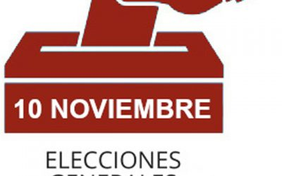 Cómo realizar el voto en las próximas elecciones nacionales 10-N