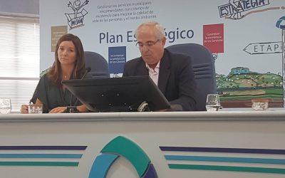 Isidoro Ramos elegido presidente de la Mancomunidad del Aljarafe.