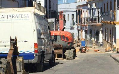Aljarafesa invertirá más de 1 millón de euros en Olivares