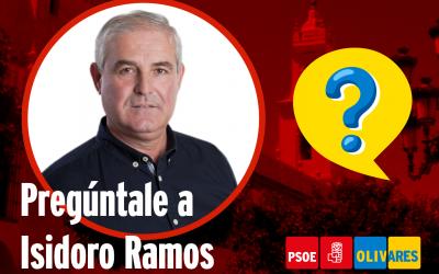 Pregúntale a Isidoro Ramos – Marzo 2020