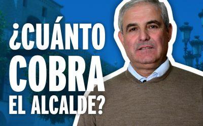 ¿Cuánto cobra el alcalde de Olivares?