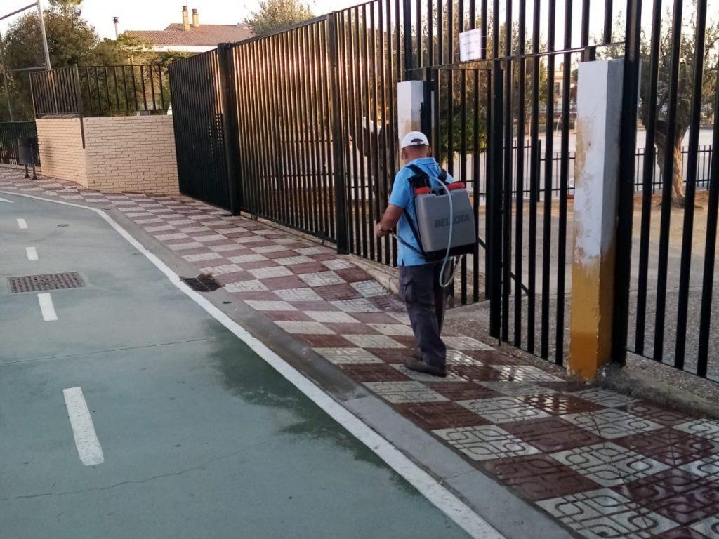 colegios de Olivares